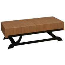 Magnolia Home Foundry Coffee Table