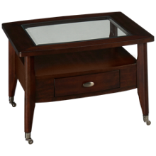 Jofran  Montego Merlot Square Cocktail Table