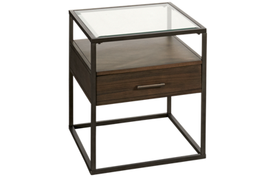 Liberty Furniture Jamestown End Table with Storage