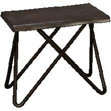 Flexsteel Shadow Rectangular End Table