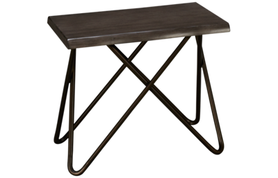 Flexsteel Shadow Rectangular End Table