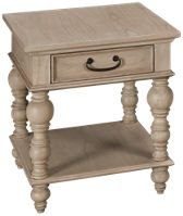 Hekman Homestead Collection Lamp Table