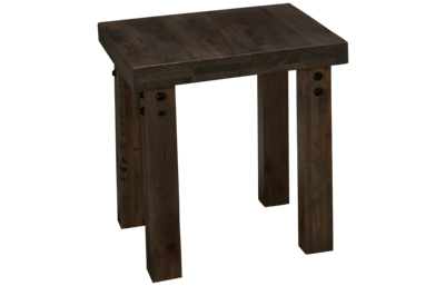Canadel Ontario Square End Table