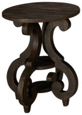 Magnussen Bellamy Round Accent Table