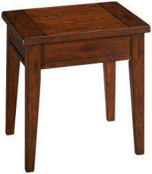 Jofran Dunbar Oak End Table