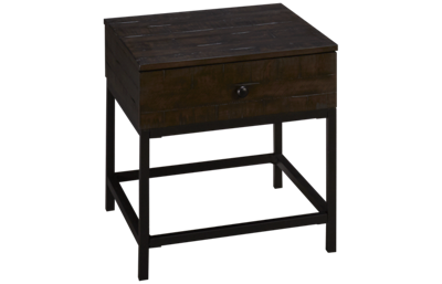 Magnussen Parker End Table