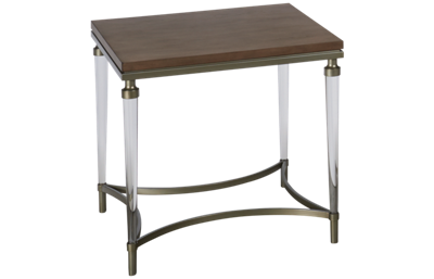 Magnussen Pascal End Table
