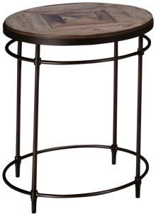Hooker Furniture Accents Round End Table