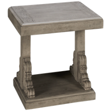 Klaussner Home Furnishings Windmere End Table
