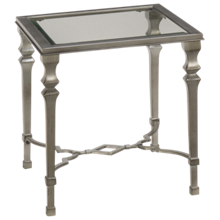 Bassett Mirror Sylvia Square End Table