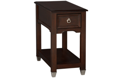 Magnussen Darien Accent Table with Storage