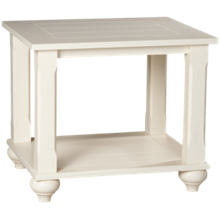 Klaussner Home Furnishings Treasures End Table