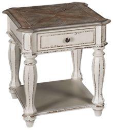 Liberty Furniture Magnolia Manor End Table