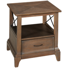 Riverside Windhaven End Table