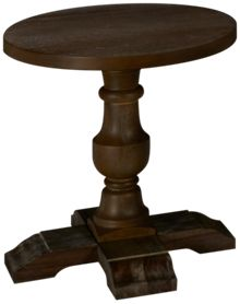 United Haywood Chairside Table