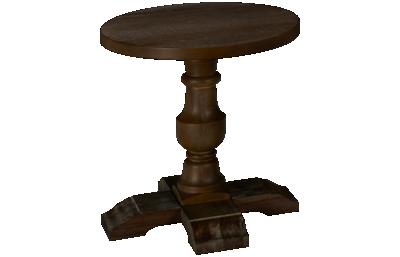 United Haywood Chairside Table