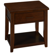 Jofran Twin Cities End Table