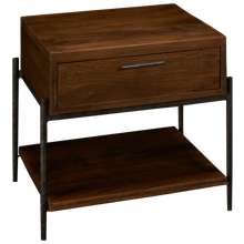 Hekman Bedford Park End Table with Drawer