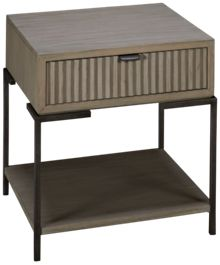 Hekman Sierra Lamp Table With 1 Drawer
