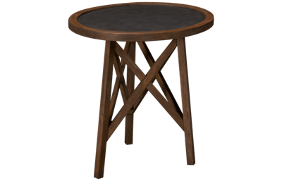 Hekman Holden Round End Table
