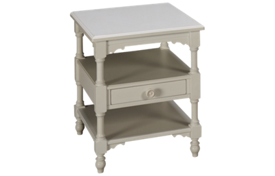 Universal Cottage End Table