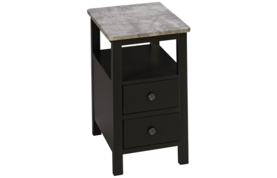 Ashley Ezmonei Chairside Table