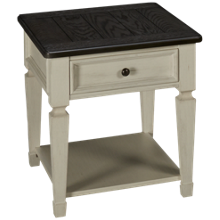 Liberty Furniture Allyson Park 1 Drawer End Table