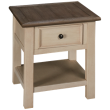 Ashley Bolanburg Rectangle End Table