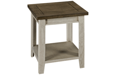 Aspen Eastport End Table Rectangle