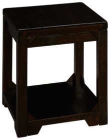 Ashley Rogness End Table Rectangle