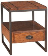 Hammary Baja Rectangular End Table
