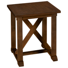 Klaussner Home Furnishings Felton End Table