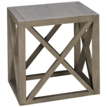 Universal Coastal Living Boardwalk End Table