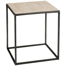 Hammary Modern Basics Rectangle End Table