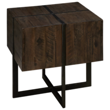 Hammary Modern Timber End Table