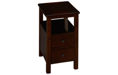 Ashley Marion Chairside Table with Storage