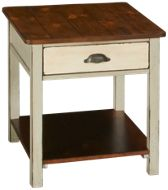Flexsteel Chateau Rectangular End Table