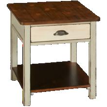 Flexsteel Chateau Rectangular End Table