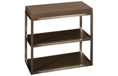 Klaussner Home Furnishings Melbourne End Table