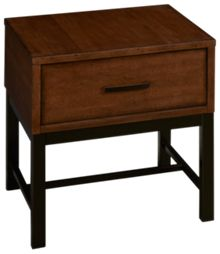 Klaussner Home Furnishings Affinity End Table