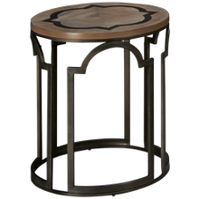 Riverside Estelle End Table