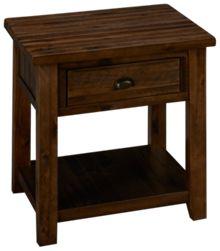 Jofran Artisan's Craft End Table