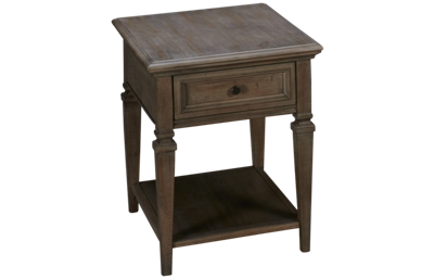 Magnussen Lancaster End Table with Storage