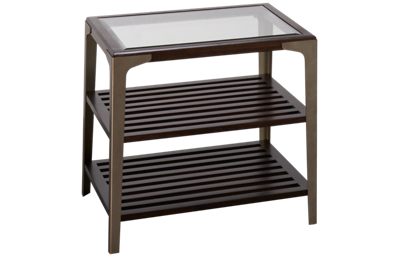 Hammary Tranquil Rectangular End Table
