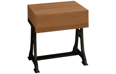 Magnolia Home Foundry End Table