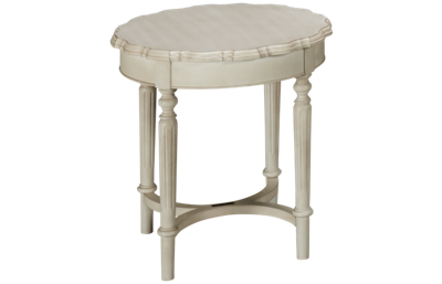 Magnolia Home Short Pie Crust Table