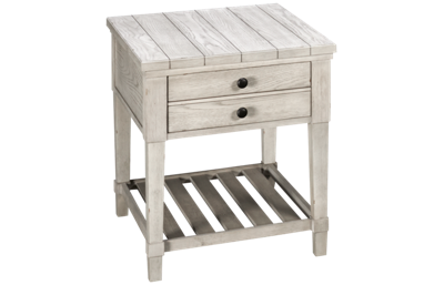 Legacy Classic Belhaven 1 Drawer End Table with Storage