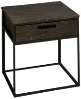 Magnussen Claremont Rectangle End Table