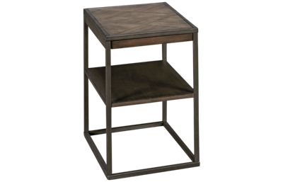 Liberty Furniture Jamestown Chairside Table