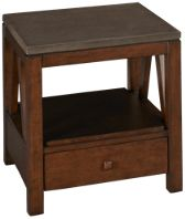 Kincaid Mason 1 Drawer End Table